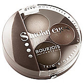 Bourjois Smokey Eyes Trio-Lady Vert De Gris