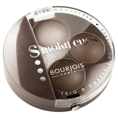 Bourjois Smokey Eyes Trio-Lady Vert De Gris