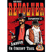 Revolver Expansion 1.1 - Ambush On Gunshot Trail - White Goblin Games