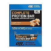 ON Complete Protein Bars - Chocolate Orange