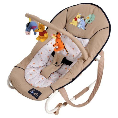 Hauck-DisneyBaby Bungee Deluxe Pooh Charm