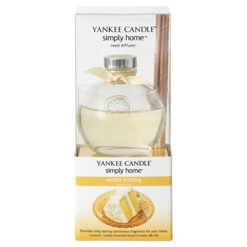 Yankee Reed Diffuser Vanilla Frosting