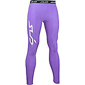 Subsports Cold Thermal Legging Adult - Purple