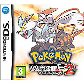 Pokémon - White Version 2 (DS)