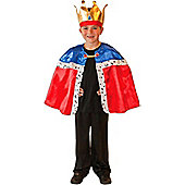 King Cape - Child Costume 4-6 years