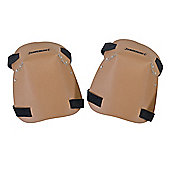 Silverline Leather Knee Pads One Size