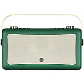 ViewQuest Hepburn MkII DAB/DAB+/FM Radio with Bluetooth (Emerald Green)