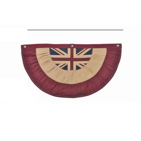 Woven Magic Union Jack Patriotic Duck Swag Bunting