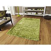 Oriental Carpets & Rugs Arctic Green Tufted Rug - 170cm L x 110cm W