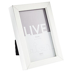 Tesco Basic Photo Frame White 4 x 6""