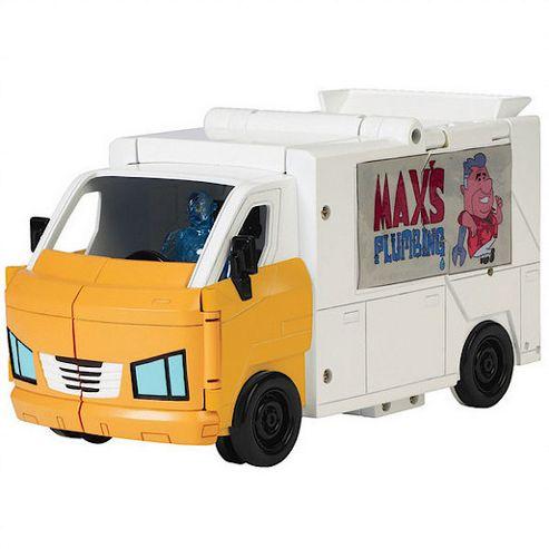 Ban Dai Ben 10 Omniverse Rooks Truck Playset