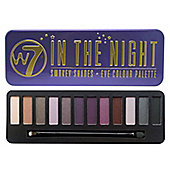W7 In The Night Smokey Shades Eye Colour Palette