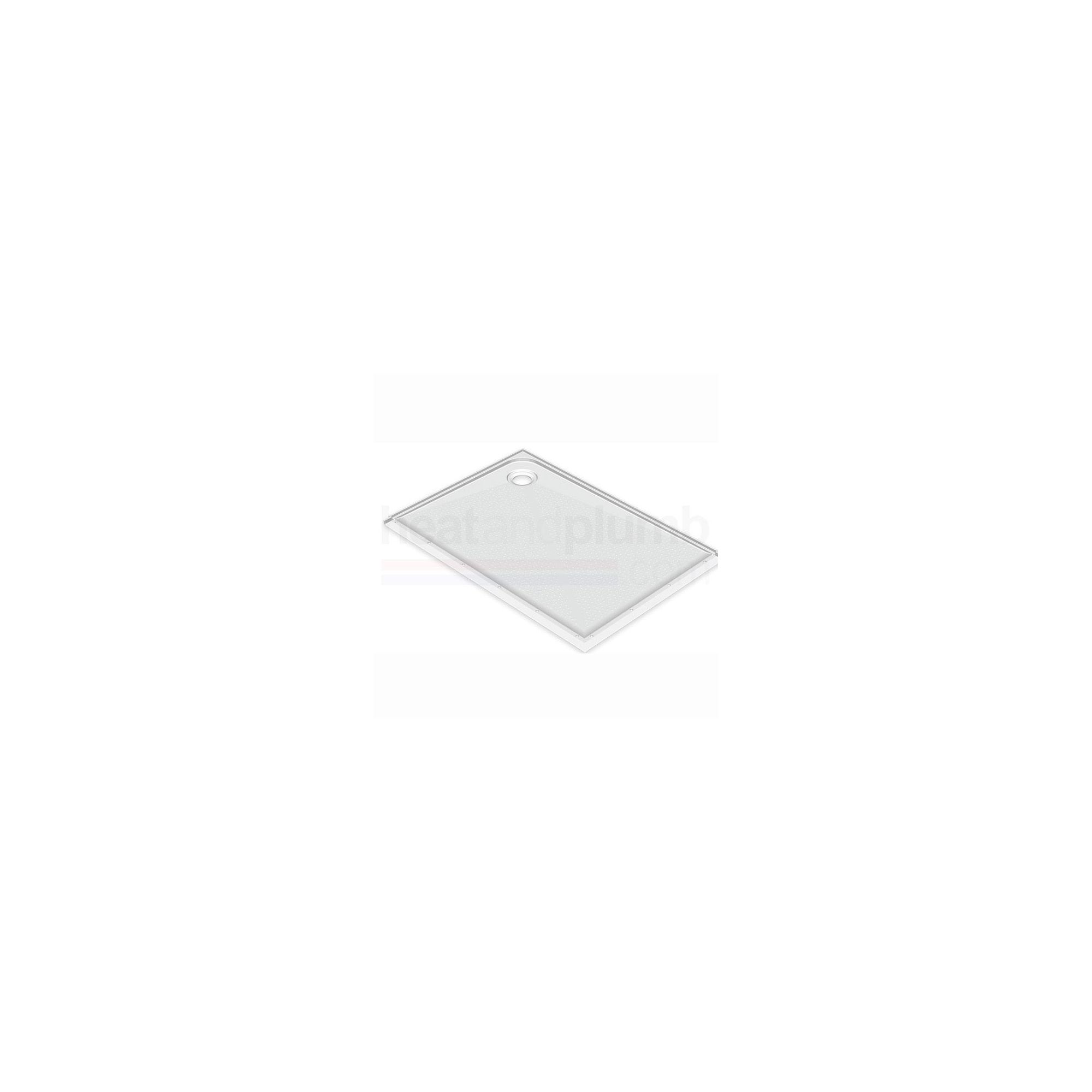 AKW Dalby Rectangular Shower Tray 1200mm x 820mm at Tesco Direct