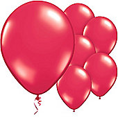 Passion Red Balloons - 11' Latex Balloon (50pk)