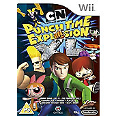 Cartoon Network - Punch Time Explosion (Wii)