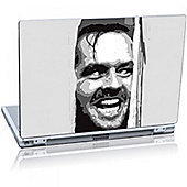 for 17 inch Laptop - Jack Nicholson