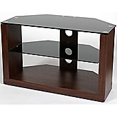 ValuFurniture M Series 800mm Walnut TV Stand for up to 42 inch