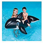 "Bestway 80"" x 40"" Jumbo Whale Rider"