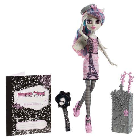Monster High Rochelle Goyle Deluxe Scaris Doll