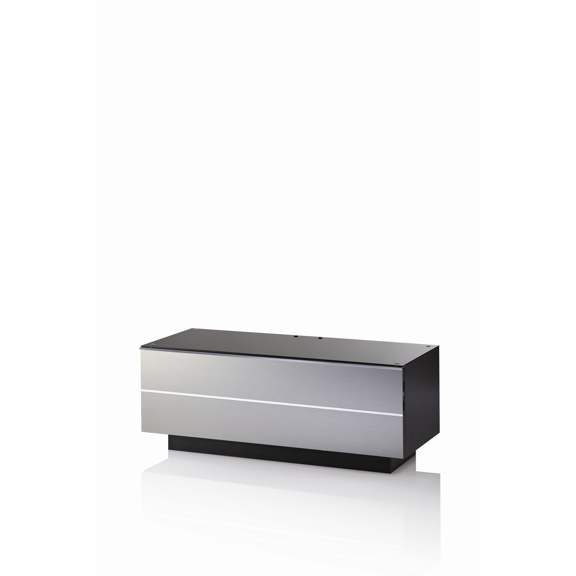 UK-CF G Series GS TV Stand - 110cm - Inox at Tesco Direct