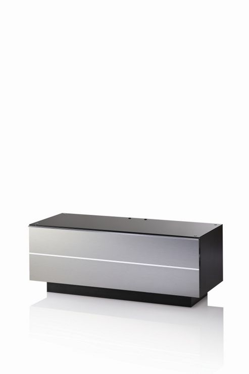 UK-CF G Series GS TV Stand - Inox