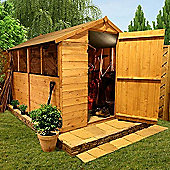 BillyOh 300 8 x 6 Tongue & Groove Apex Shed