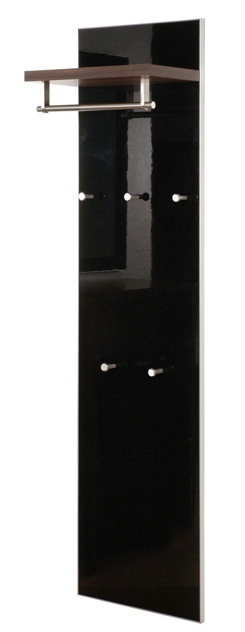 Urbane Designs Magnus Coat Rack in Black