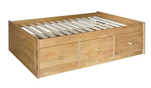 Home & Haus Warwick Cabin Bed Frame