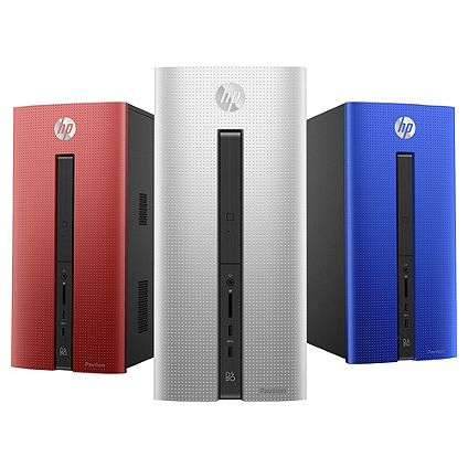 Check out the range of HP Desktops starting from £249