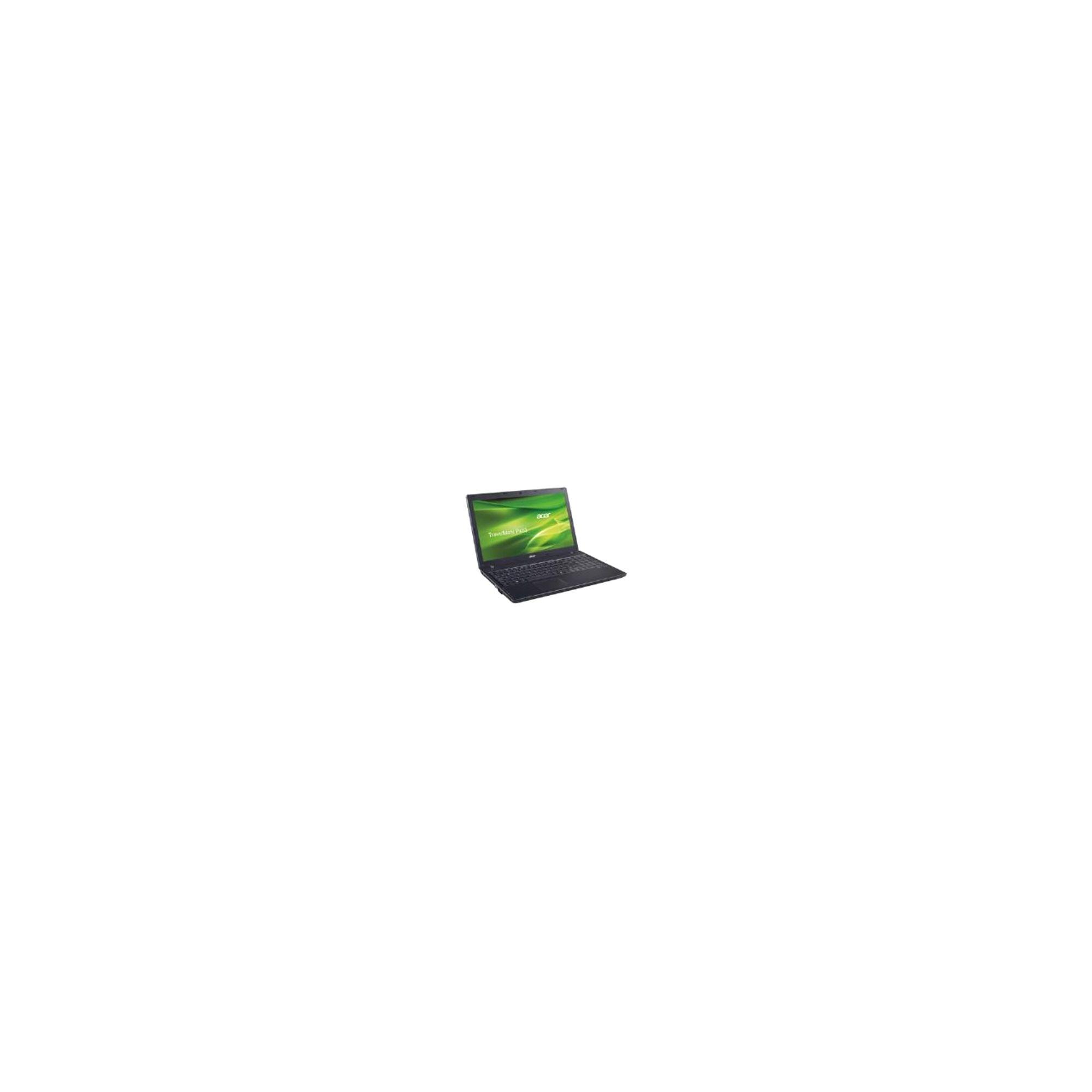 Acer TravelMate P453-M-53214G50Makk (15.6 inch) Notebook Core i5 (3210M) 2.5GHz 4GB 500GB WLAN BT Webcam Windows 7 Pro 64-bit/Windows 8 Pro 64-bit at Tesco Direct