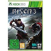 Risen 3 Titan Lords - Xbox-360
