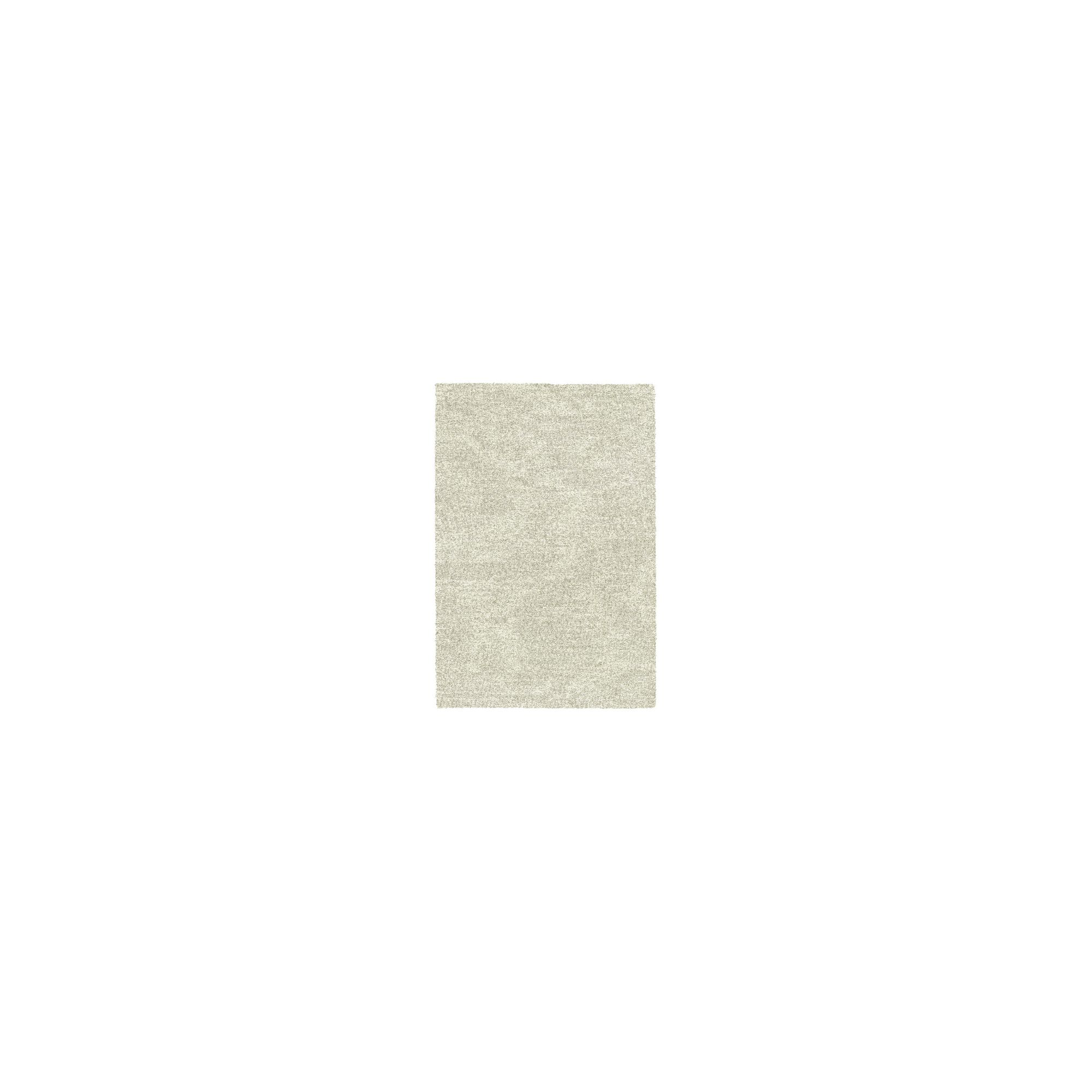 Mastercraft Rugs Mehari Cream Beige Solid Rug - 200cm x 290cm at Tesco Direct