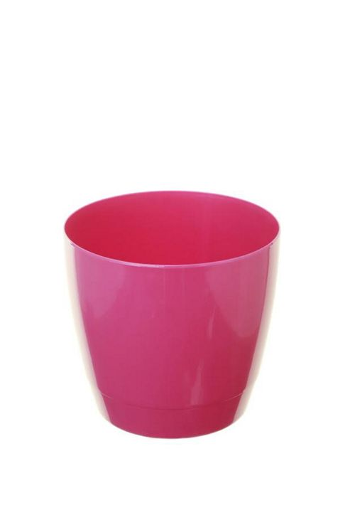 buy whitefurze indoor round 20cm fuchsia pot from our pots. Black Bedroom Furniture Sets. Home Design Ideas