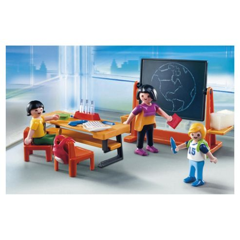 Playmobil Carrying Case School