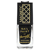 Barry M Nail Paint 326 - Magnetic Dark Silver