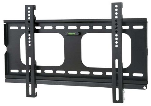 UM105S Fixed Super Thin Wall Mount Bracket - Black 24 inch - 42 inch TVs
