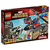 LEGO Marvel Super Heroes Spider-Man 3 76016