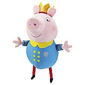 "PEPPA PIG PRINCE GEORGE 14"" PLUSH"