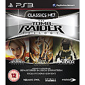 The Tomb Raider Trilogy (PS3)