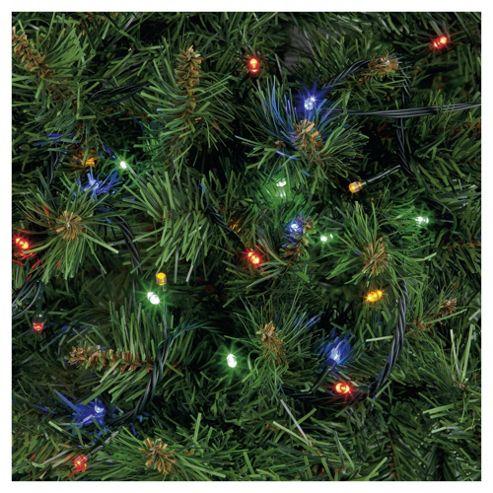 Festive 720 LED Cluster Lights, Multi-Coloured