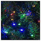 720 Cluster LED Christmas Lights, Coloured
