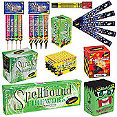 Family Fireworks Kit 2015