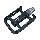 Wellgo LUC17 - 9/16 ATB Pedals with Sealed Bearing - Silver