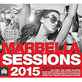 Marbella Sessions 2015 (3CD) - Ministry Of Sound