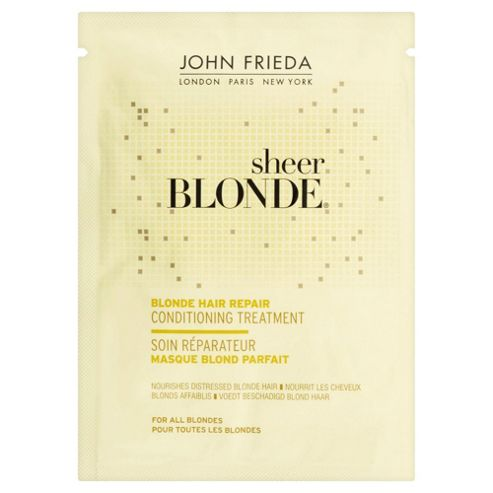 J/F Sheer Blondehair Repair 25Ml Sachet