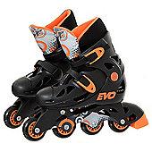 Evo Black Inline Skates