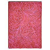 Sabichi Pink Hand Tufted Rug