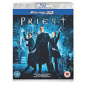 Priest (3D Blu Ray)