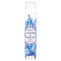Gardenia of London Lavender & Sweet Pea Fragrant Body Mist