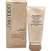 Shiseido Benefiance Protective Hand Revitalizer SPF8 75ml